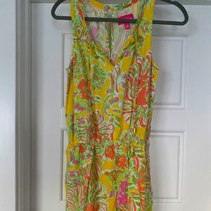 Lilly Pulitzer Romper Size M